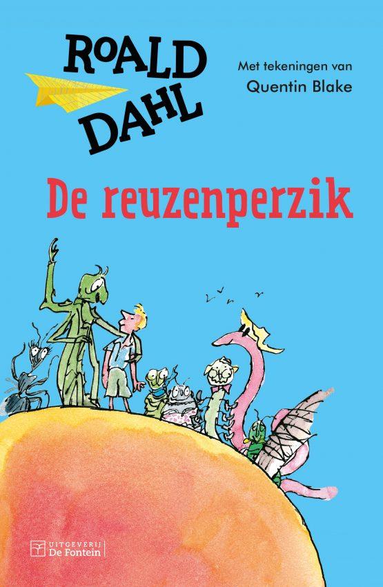 nieuwe omslagen Roald Dahl.indd