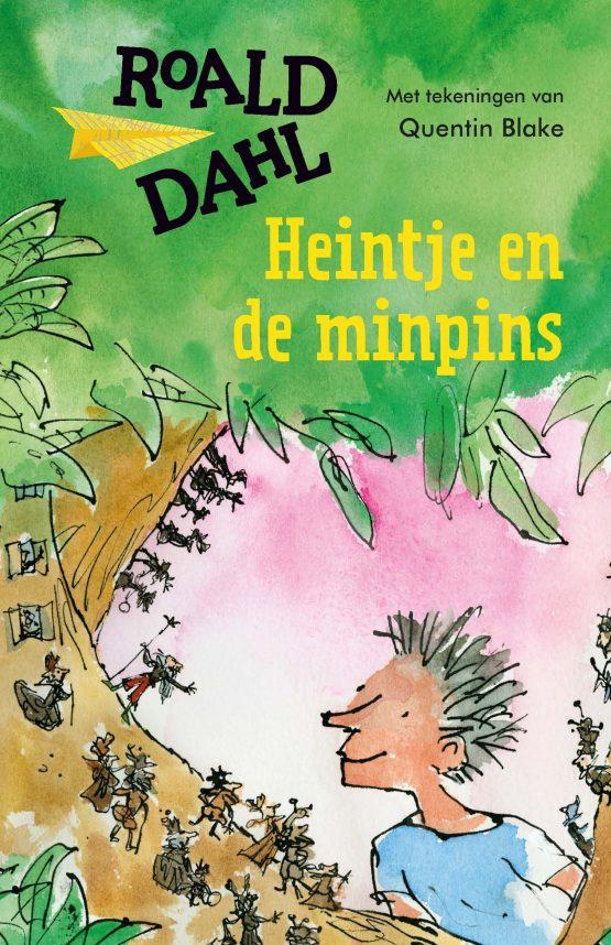 Heintje en de minpins van Roald Dahl en Quentin Blake