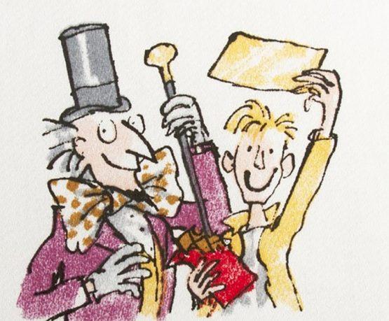 Roald Dahl festival