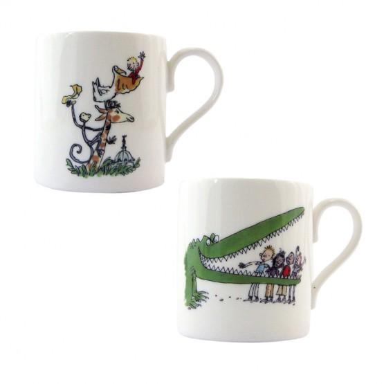 Mokken in de webshop van Roald Dahl