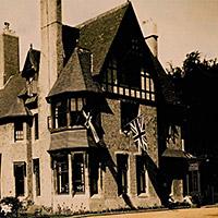 Het leven van Roald Dahl - 1918 - Huis in Radyr