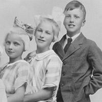 Het leven van Roald Dahl - 1923 - Cathedral School