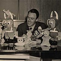 Het leven van Roald Dahl - 1942 - Gremlins