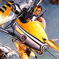 Het leven van Roald Dahl - 1967 - James Bond