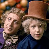 Het leven van Roald Dahl - 1971 - Film Willy Wonka en de chocoladefabriek