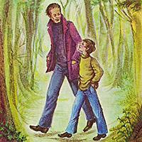 Het leven van Roald Dahl - 1975 - Daantje