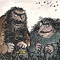 Het leven van Roald Dahl - 1980 - De Griezels