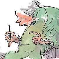 Het leven van Roald Dahl - 1983 - Heksen