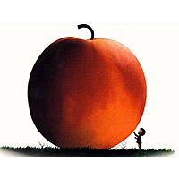 Het leven van Roald Dahl - 1996 - Film De Reuzenperzik