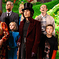 Het leven van Roald Dahl - 2005 - Charlie and the Chocolate factory
