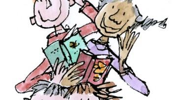 Het leven van Roald Dahl - 2008 - Roald Dahl funny prize