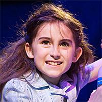 Het leven van Roald Dahl - 2011 - Matilda musical