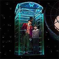 Het leven van Roald Dahl - 2013 - Sjakie musical