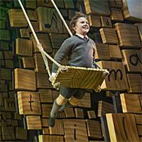 Het leven van Roald Dahl - 2013 - Matilda musical
