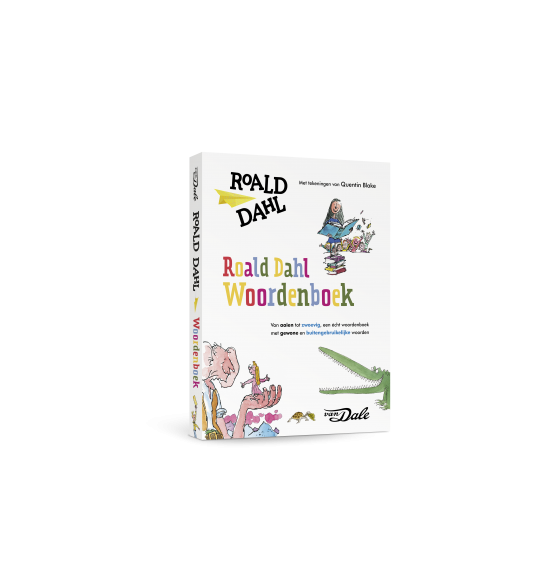 9789460773105 Roald Dahl Woordenboek