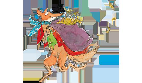 Roald Dahl - De fantastische Meneer Vos